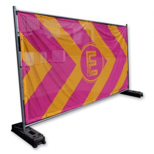 Branded barrier covers